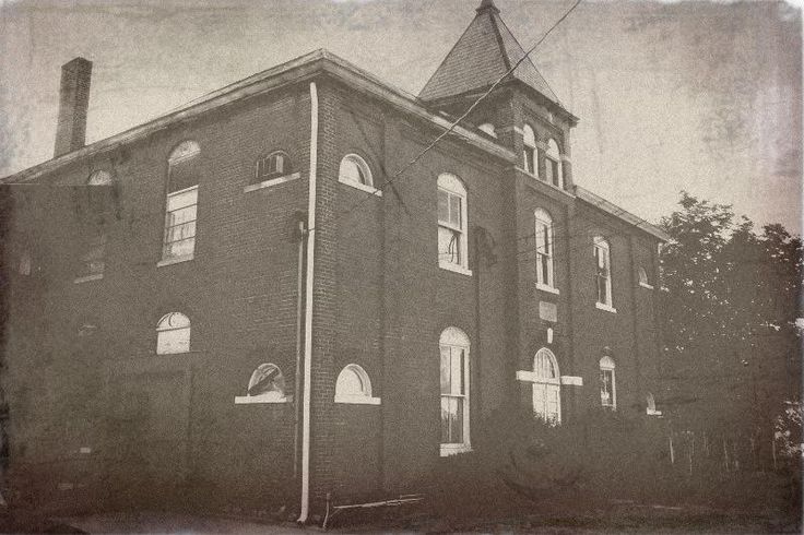 """Dent School House Tales - In 1942, 5 students vanished; in 1945, 4 students did; in 1952, 3 students did, & in 1955, 7 students did. Supposedly the staff complained about a smell, and """"Charlie the Janitor"""" said it was the old pipes. Rumors spread about Charlie, and the basement was searched. It contained decaying remains of the missing students. Charlie was never found by police, & the school closed shortly after.Now the place is a popular haunted house open during Halloween."""