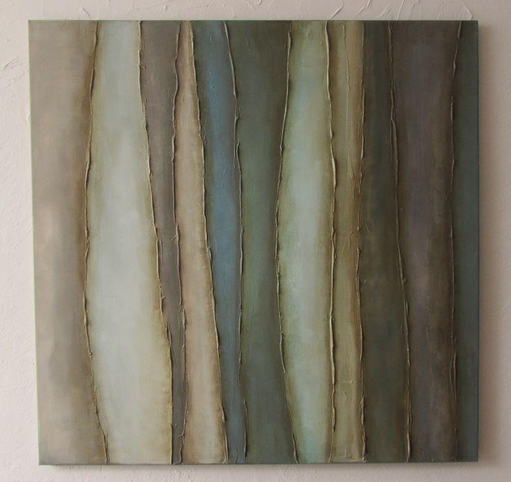 Obrazy abstrakcyjne, duży format, akryl na płótnie