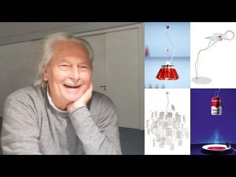 Rozhovor se světově uznávaným návrhářem osvětlení Ingo Maurerem