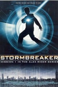 Stormbreaker By Anthony Horowitz They told him his uncle died in a car accident. Fourteen-year-old Alex knows that's a lie, and the bullet holes in his uncle's windshield confirm his suspicions. But nothing prepares him for the news that the uncle he always thought he knew was really a spy for MI6–