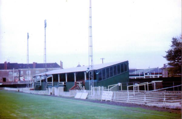 Lower Mead - home of Wealdstone FC until 1970s