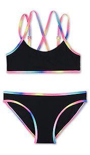 Bikini in zwart
