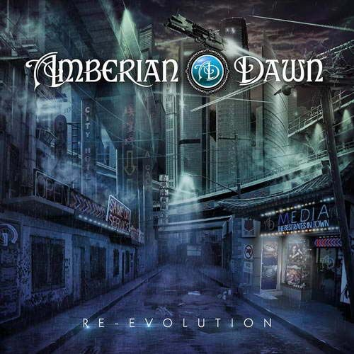 Amberian Dawn – Re-Evolution (2013)