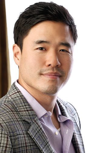 Randall Park, actor from 'Fresh Off the Boat' and Kim Jong Un  in 'The Interview""