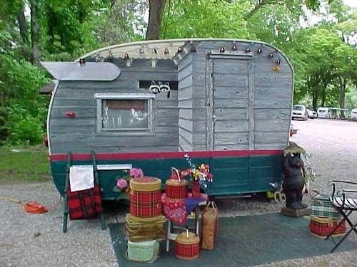 Exterior Paint Ideas And Other LOOK AT THAT CAMPER Stuff