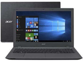 """Notebook Acer Aspire E5 Intel Core i7 6ª Geração - 8GB 1TB LCD 15,6"""" Placa de Vídeo 4GB Windows 10 https://www.magazinevoce.com.br/magazinehouseandgarden"""