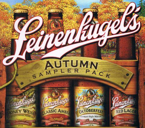leinkugels beer   Leinenkugel's Autumn Sampler Pack Now Available In Your Beer Bouquet ...