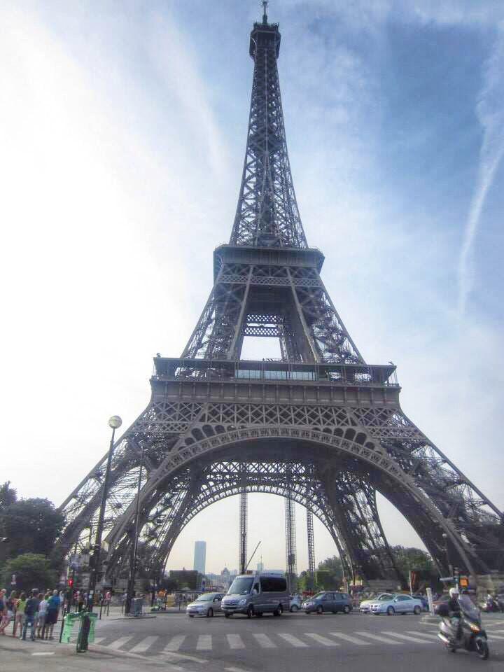 Eiffel Tower.... La Tour Eiffel....