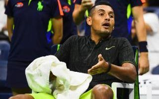 US Open 2016:John McEnroe challenges Nick Kyrgios to quit tennis ifhe cannot cope with its demands