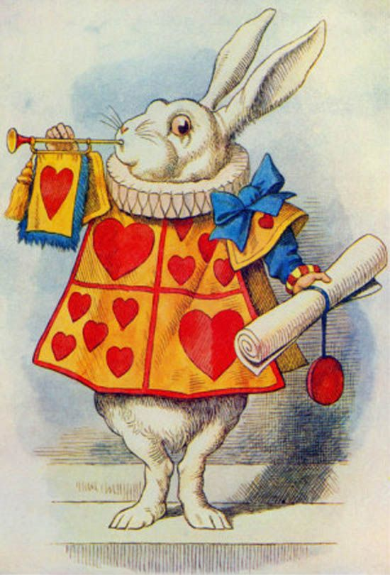 Creative Sketchbook: John Tenniel's Adventures with Alice in Wonderland!