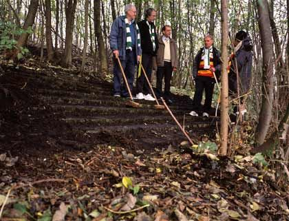 Football meets archaeology: Fans and archaeologists excavate ancient Bradford Park Avenue