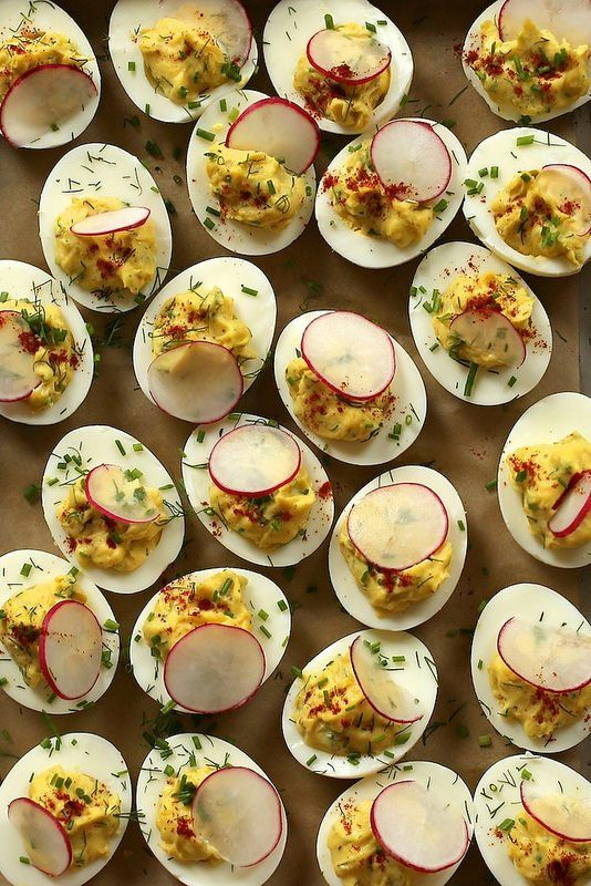 I'm the most dangerous person at your dinner party. I'm the one that lingers near the Deviled Eggs at a party. (If not Deviled Eggs, I can also be found lingering near the homemade guacamole or cheese