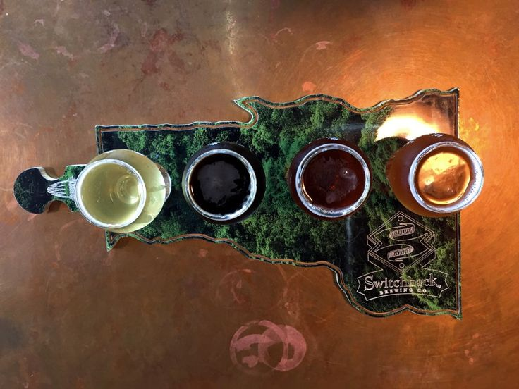 vermont craft beer brewery switchback