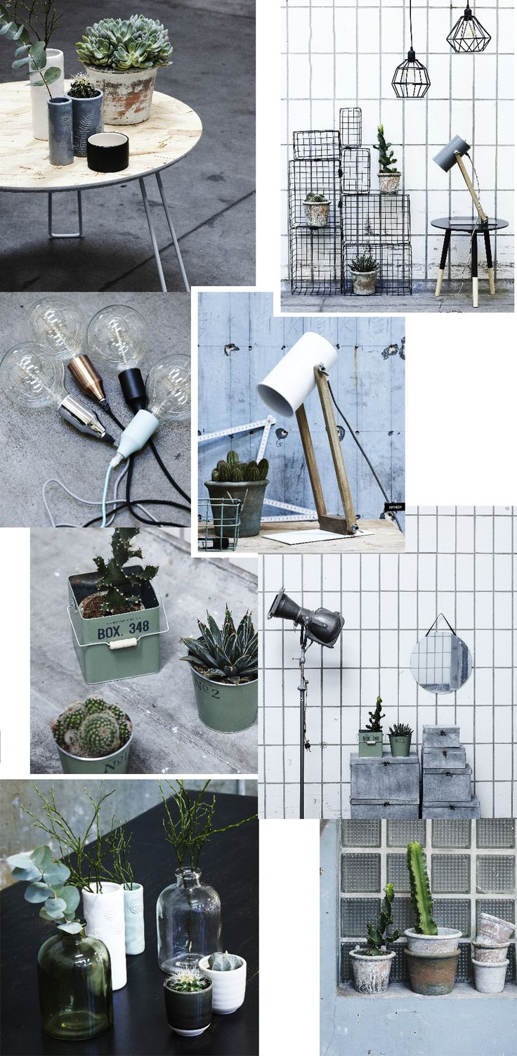 A  blog post from Sostrene Grenes interior campaign in March 2015 by Fashionary.dk