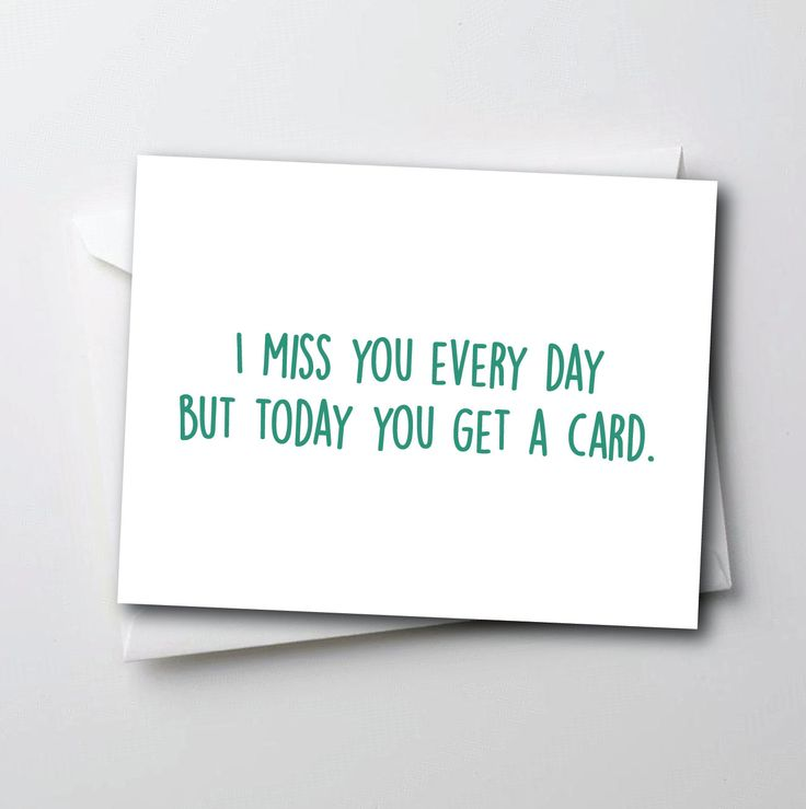 Sad I Miss You Quotes For Friends: The 25+ Best Miss You Cards Ideas On Pinterest