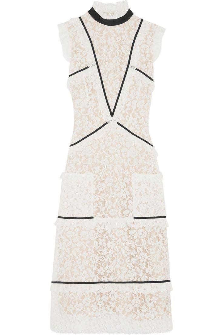 best vestido flores images on Pinterest Patterned dress