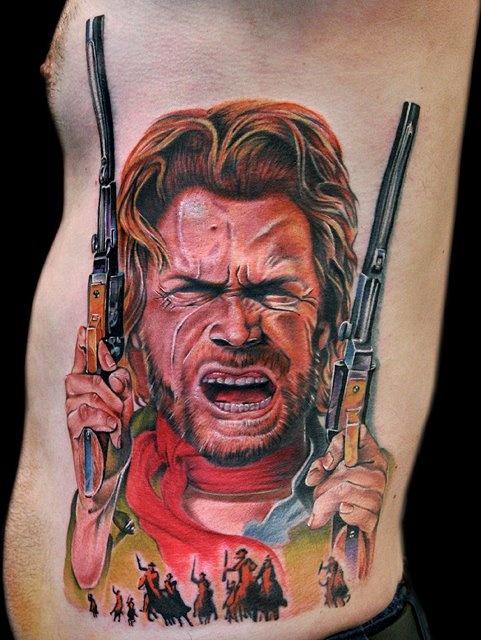Cecil Porter « Tattoo Art Project