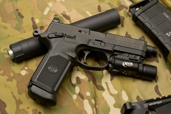 weapons silencer fnp - photo #22