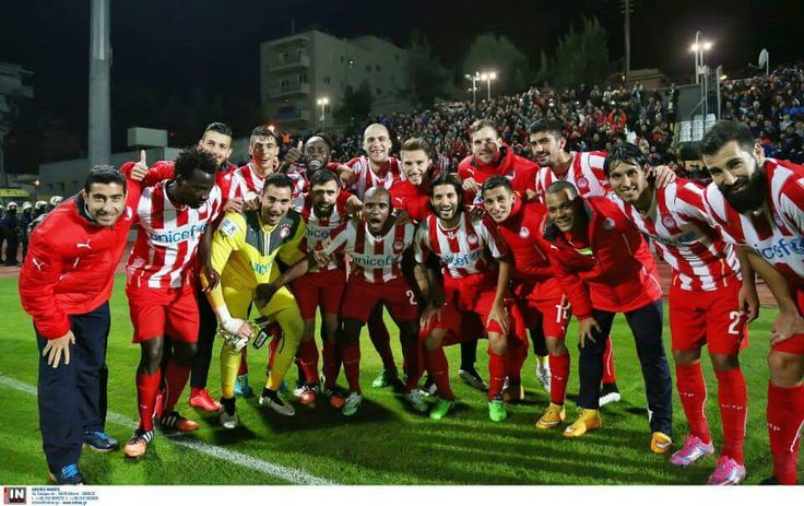 December 2014 Olympiacos at Mitilini