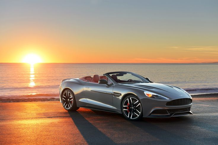Aston Martin Vanquish Volante. The Ultimate GT is now the Ultimate Volante. Discover more at: http://www.astonmartin.com/cars/vanquish-volante #AstonMartin #Cars