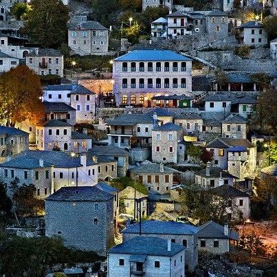 Syrako,Epirus,Greece