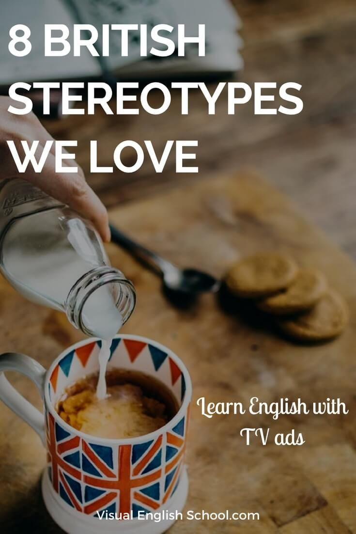 Let's talk about British stereotypes with a touch of humor and learn how to use the adverbs of frequency in English with the commercial, When You Think of Us.  Adverbs of Frequency, English Grammar Rules, British Stereotypes, #adverbsoffrequency, #filmlesson, #englishgrammar, #englishwithtvads  via @Visual English School