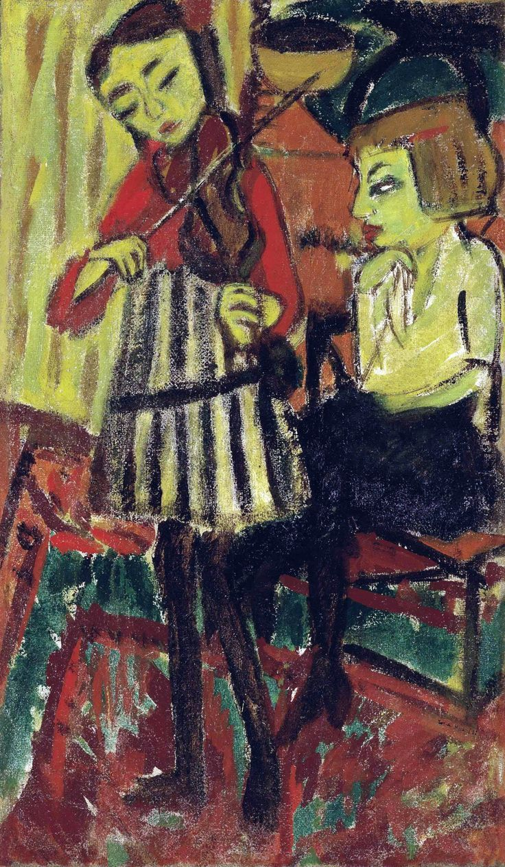 german expressionist art - Google Search