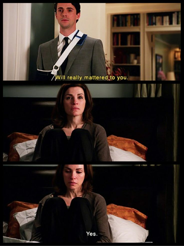 Alicia Florrick And Finn Polmar On The Good Wife They Re Perfect Good Wife Sony Pictures Favorite Tv Shows