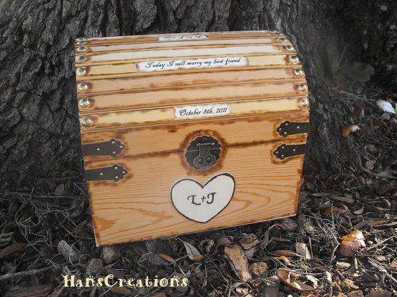 really nice card box!  Good forever keepsake