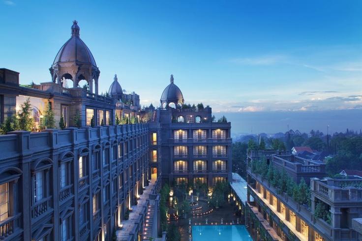 GH Universal Hotel, Bandung