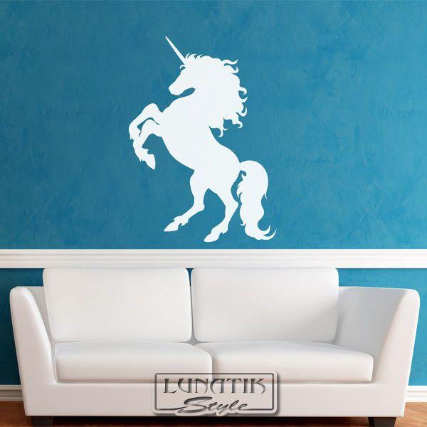 Best Wandtattoo Einhorn Pferd Unicorn WA