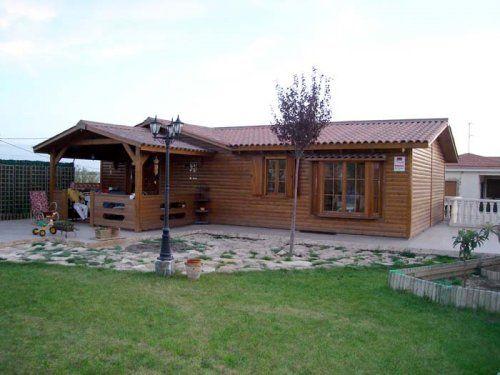 | CASAS CARBONELL | Venta de casas de madera prefabricadas en Madrid |