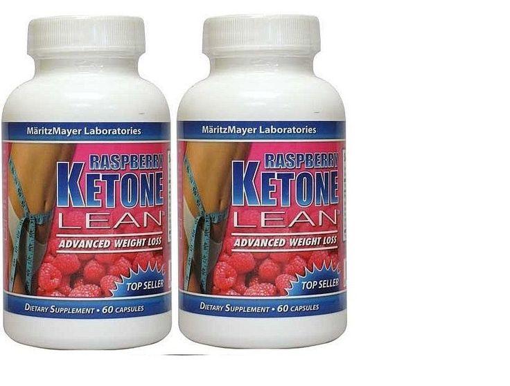 2 RASPBERRY KETONE LEAN Fat burning slimming diet pills Weight loss Twin Pack