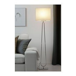 IKEA - KLABB, Floor lamp, , Helps lower your electric bill because dimming the lights saves energy.