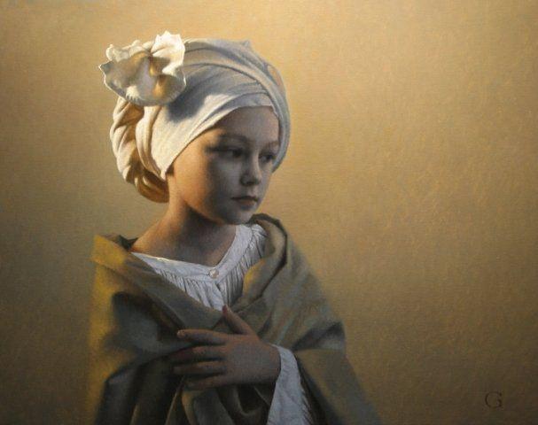 Wetcanvas Oil Painting
