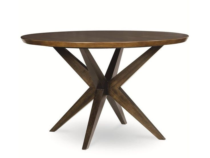 Kateri Round Pedestal Dining Table ST:403950