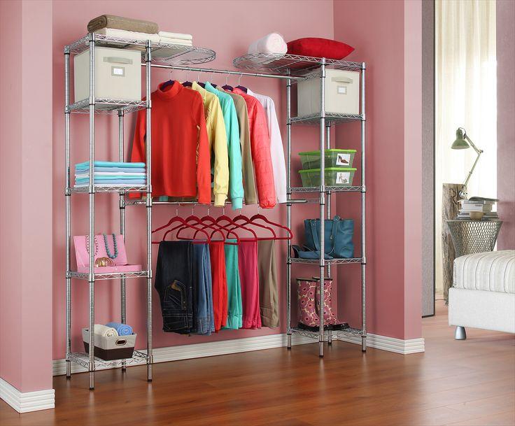 Renueva tu hogar, organizando cada espacio, puedes iniciar con el clóset.