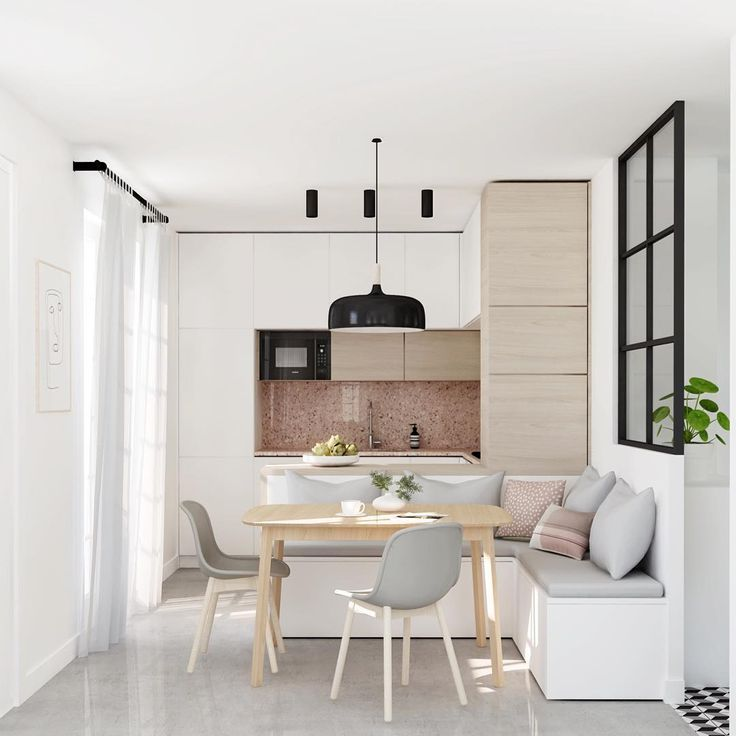 """Mi piace"": 249, commenti: 9 - Eleni (@myparadissi) su Instagram: ""This is a kitchen I designed recently for an e-design client of mine who lives in Switzerland. I'm…"""