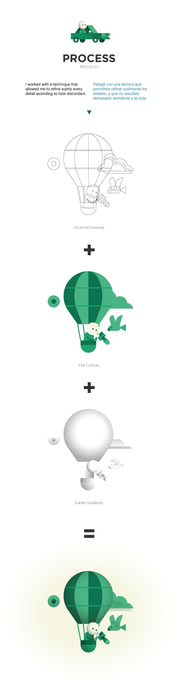 MORE on Behance