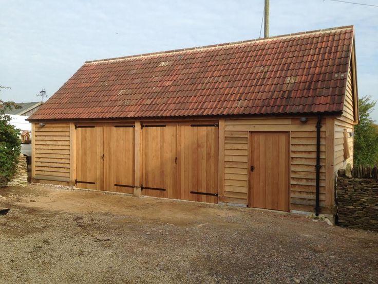 Image Result For Wooden Extension Garage