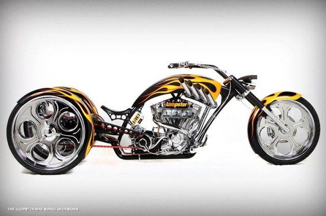 Trike personalizado Loopster por Paulo JR.Designs