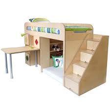 resultado de imagen para literas infantiles con escritorio