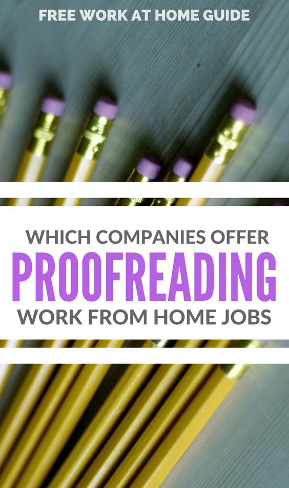 Beginner Guide: Which Companies Offer Proofreading and Editing Jobs?