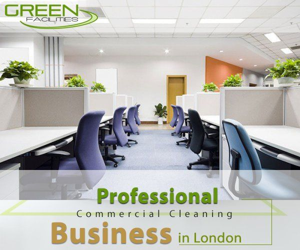 PROFESSIONAL COMMERCIAL CLEANING BUSINESS IN LONDON