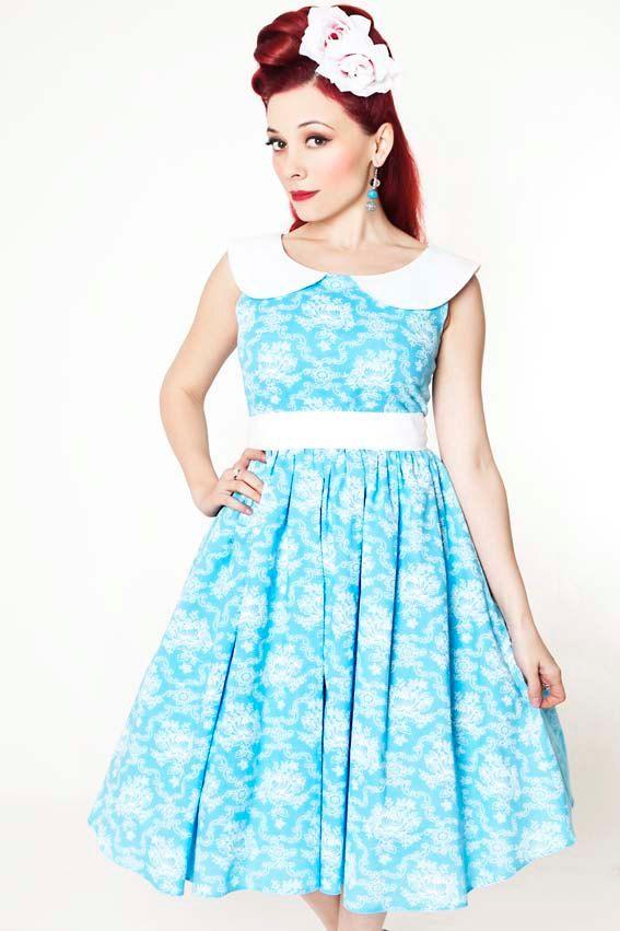 Prom dress 50s style 90