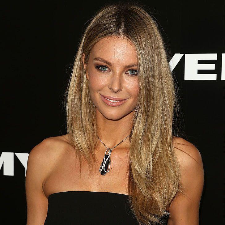 Exclusive: Steal Jennifer Hawkins' Makeup Look For Your Saturday Night Out