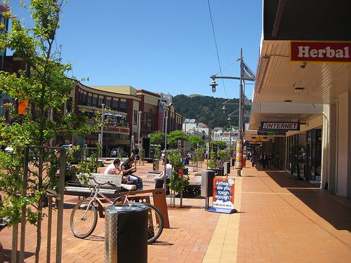 Courtenay Place