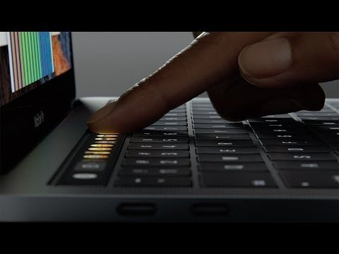 The October Apple Event — The Simplicity System. MacBook Pro, Apple TV, Price Rises and the TouchBar
