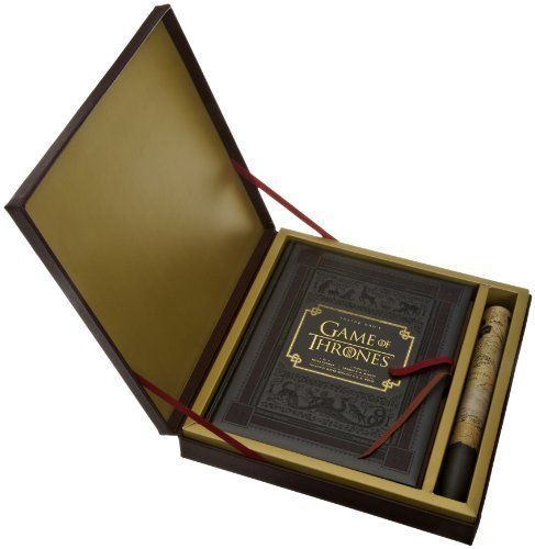 Inside HBO's Game of Thrones: The Collector's Edition by Bryan Cogman (2012-11-13)