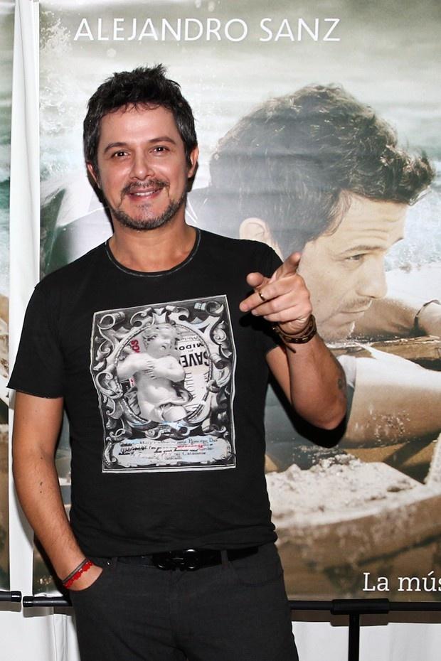 Alejandro Sanz - lindo!!!
